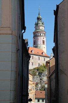 Czech Krumlov, Unesco, Castle, City, History