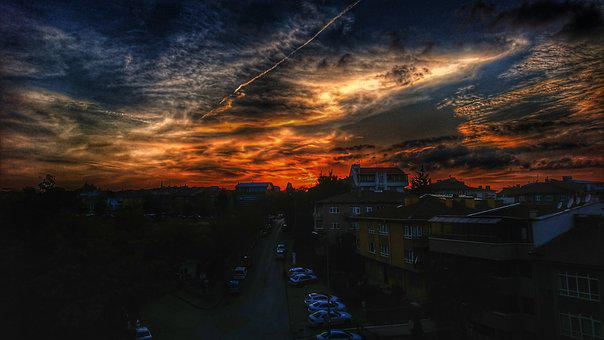 Ankara, City, Turkey, Architecture, Travel, Street