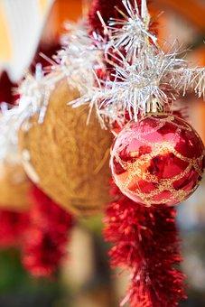 Ornament, New Year, Entertainment, Decor, Decoration