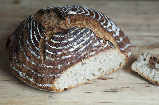 Bread, Loaf, Food, Baked, Homemade, Crust, Fresh