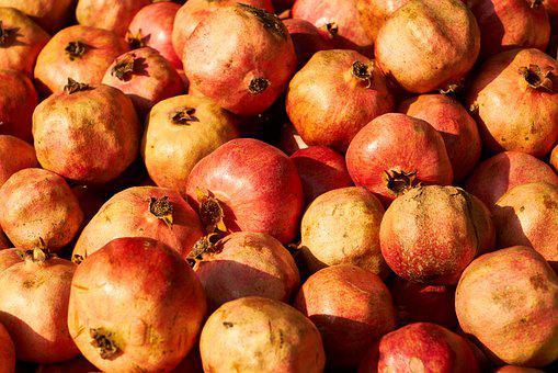 Pomegranate, Fruit, Flu, Health, Vitamin, Healthy, Food