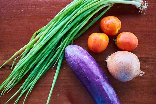Vegetables, Vitamin, Healthy, Vegetable, Food, Fresh
