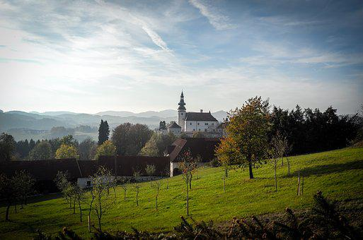 Kefermarkt, Castle Vineyard, Castle, Mühlviertel