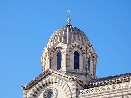 Marseille, Notre-dame-de-la-garde, Good Parent, Dome