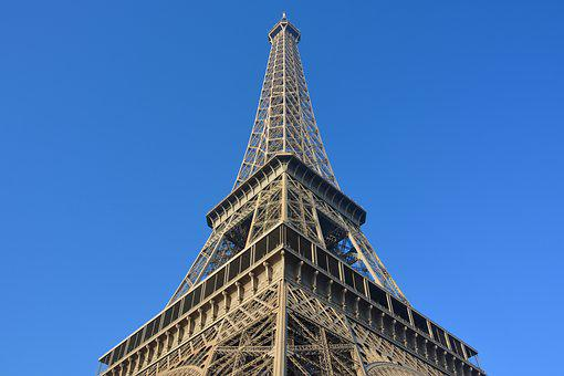 Eiffel Tower, Paris Eiffel Tower