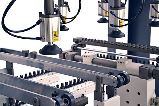 Clamp, Pneumatic, Rod Drilling