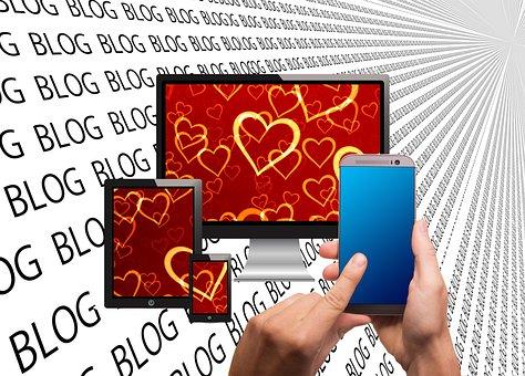 Social, Media, Online, Contact Exchange, Heart, Love