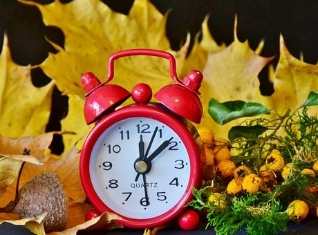 Clock, Alarm Clock, Wintertime, Conversion, Time