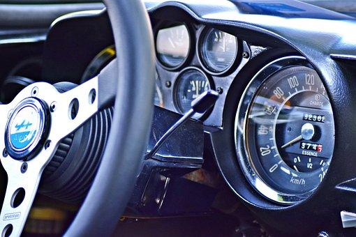Renault, Alpine, Sports Car, Auto, Oldtimer