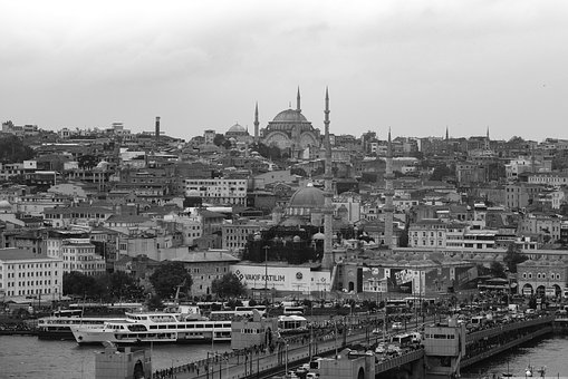 Istanbul, City, Panorama, Bosphorus, Tourism, Holiday
