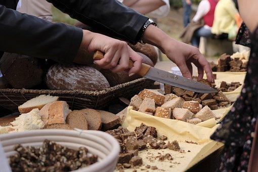 Bread, Bread Pieces, Nutrition, Delicious, Food