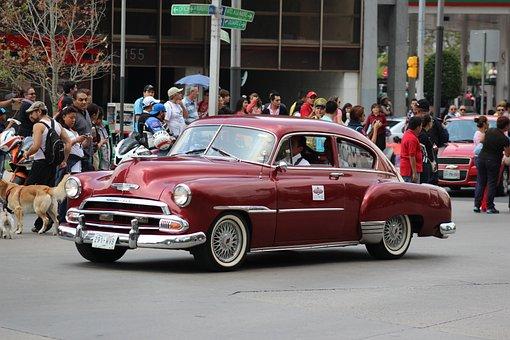 Chevrolet, Auto Classic, Parade