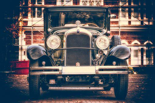 Citroen, Oldtimer, Auto, Vehicle, France, Historically