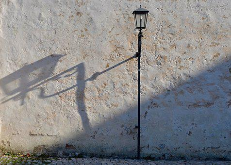 Lantern, Lamp, Lighting, Light, Shadow, Street Lighting