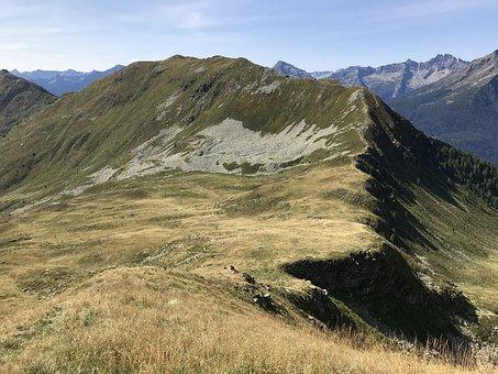 Mountain, Landscape, Mountains, Nature, Tops, Peak