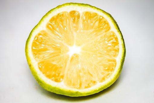 Lemon, Citron, Lens, Orange, Yellow, Nature, Color