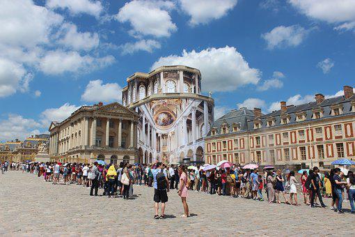 Versailles, France, Architecture, Palace, Tourism