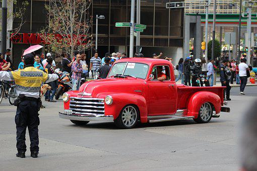 Chevrolet, Pic Up, Truck, Classic