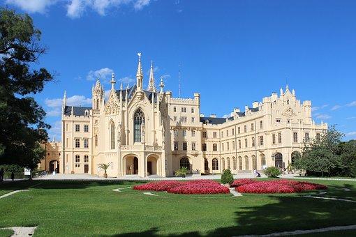 Fridge, Castle, History, Garden, Park, Unesco
