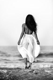 Move, Sea, Beach, Woman, Body, Summer, Girl, Vacations