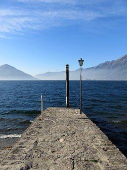 Ascona, Ticino, Switzerland, Lago Maggiore, Lake, Web