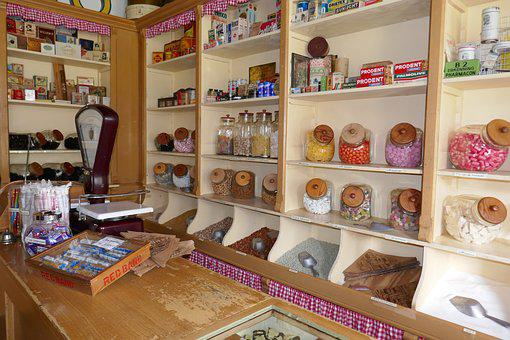 Candy Store, Gemert, Boerenbondsmuseum, Grocery