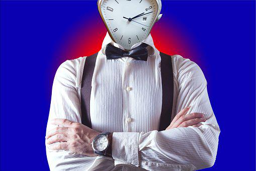 Time, Man, Clock, Success, Manager, Person, Business