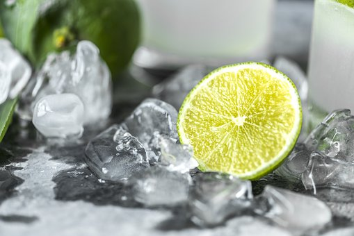 Beverage, Citrus, Closeup, Cocktail, Cold, Cold Drink