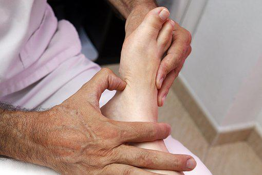 Foot Reflexology, Reflex Foot Column, Reflexology