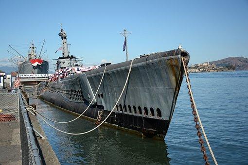 Army, Boat, Marine, Sea, Vessel, Military, Harbor