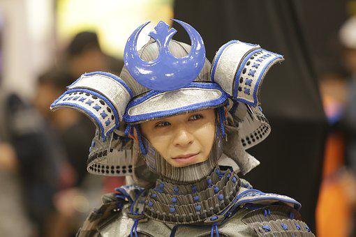 Cosplay, Male, Model, Cultural