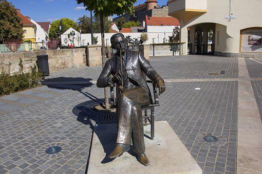 Hungary, Bronze, Statue, Monument, Sculpture, History
