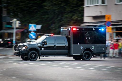 The Police, United States, President, Police Car, Potus