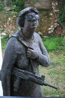 Art, Bronze Statue, Woman, Sculpture, Statue, Sculptor