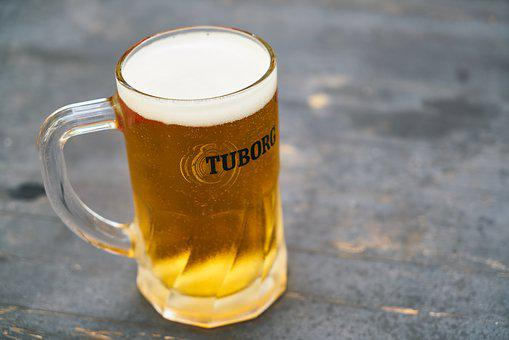 Beer, A Toast, Glass, The Drink, Bar, Alcohol, Goblets