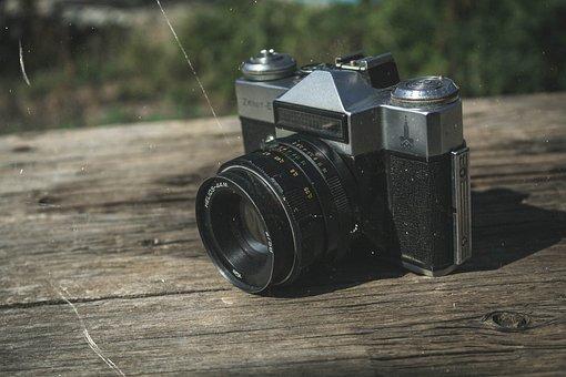 Analog, Photography, Camera, Vintage, Photo, Old