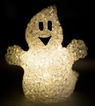Halloween, Decoration, Creepy, Lantern, Weird, Autumn