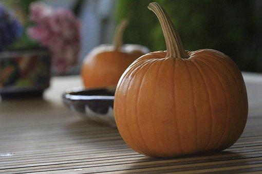 Pumpkin, Calabasa, Calavasa, Halloween, Auyama, Fruit
