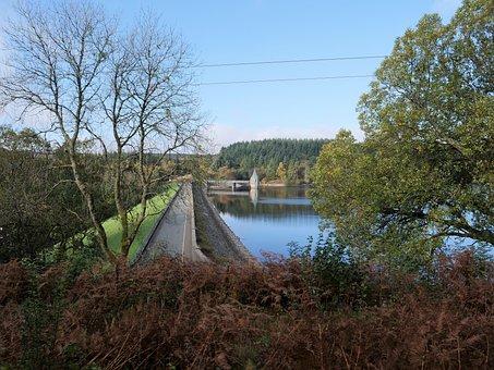 Brecon, Beacon, Wales, Landscape, Scenery, British