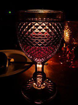 Cup, Wine, Glass, Drink, Red, Liquid, Decoration