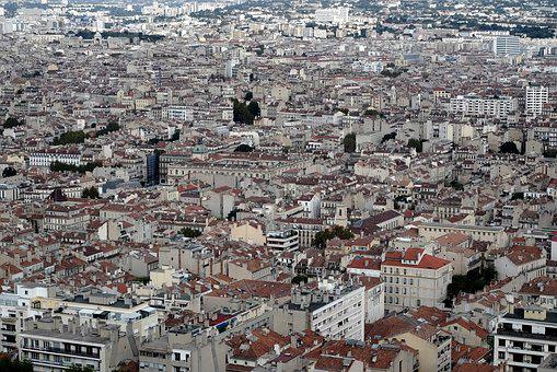 City, House, Buildings, France, Architecture, Facade