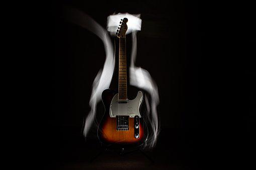 Fender, Electric, Instrument, Guitar, Rock, Telecaster