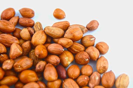 Peanut, Seed, Grain, Eat, Plant, Food, Field, Cornfield