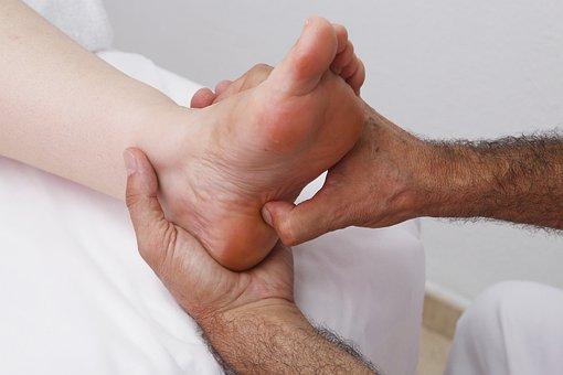 Foot Reflexology, Reflex Foot Sigmoid, Bless You
