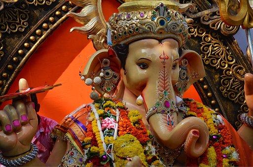 Ganesh, India, Ganesha, God, Ganapati, Ganpati, Hindu