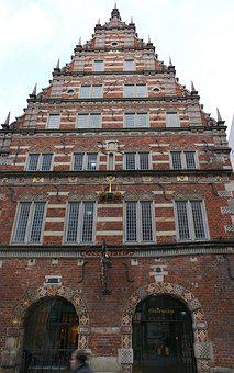 Bremen, Hanseatic City, Architecture, Historic Center