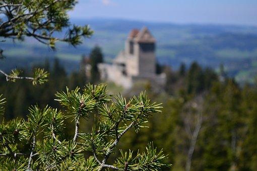 Kašperk, Castles, Czech Republic