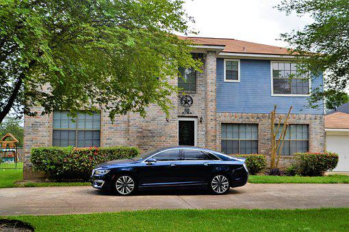 Lincoln Mxz, Ford Motors, Home, Luxury, Modern