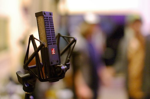 Recording, Music, Ribbon Microphone, Microphone, Jazz
