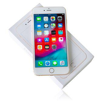 Apple Iphone 6 S Plus A1687, Phone, Mobile, Smartphone